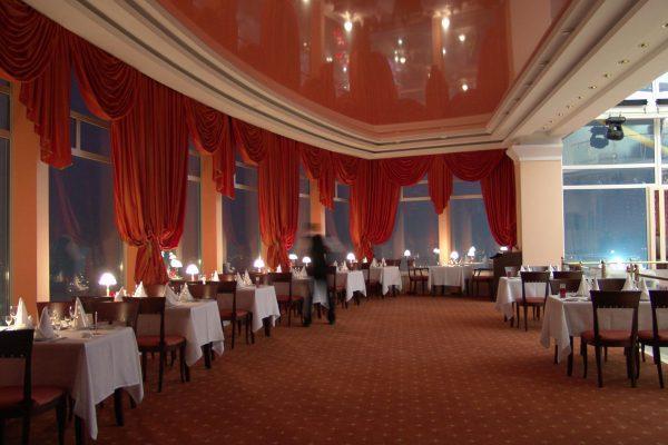 Karşılama Salonu ve Restoran Halısı